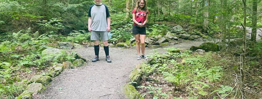 Adaptive Hiking Club